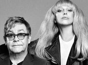 Lady Gaga y una versión muy especial de Elton John