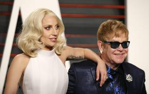 Así suena la colaboración entre Elton John y Lady Gaga
