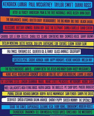 Glastonbury 2020 revela su line-up