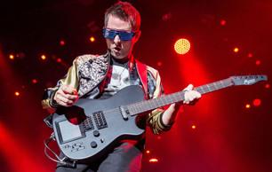 Muse fue elegida la Mejor Banda para ver en vivo del 2019