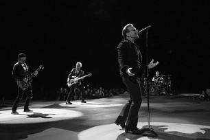 Mirá el nuevo vídeo de U2