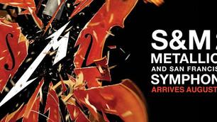 Metallica anuncia el lanzamiento de 'S&M2' junto a la Sinfónica de San Francisco