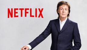 Paul McCartney se une a Netflix en un nuevo proyecto