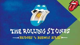 """""""Bridges to Buenos Aires"""": los Rolling Stones presentan material de su show en Argentina"""