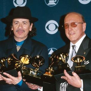 El 23 de febrero de 2000, la banda Santana ganaba 9 Grammy.