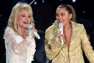 Mirá el homenaje a Dolly Parton en los Grammy 2019