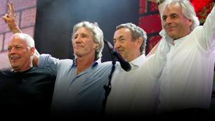 Pink Floyd estrenará conciertos en live streaming.