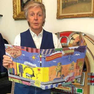 'Back In Brazil', el nuevo video de Paul McCartney