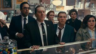 Todo sobre #TheIrishman, la nueva película de Martin Scorsese.