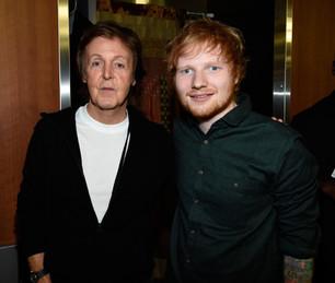¿Ed Sheeran en un musical inspirado en The Beatles?