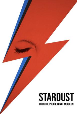 Mirá el póster de 'Strardust', la pelicula sobre David Bowie