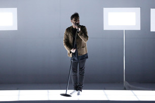 "The Weeknd estrenó ""I Feel It Coming"""