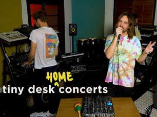 Así fue el show de Tame Impala en 'Tiny Desk (Home) Concert' para NPR Music