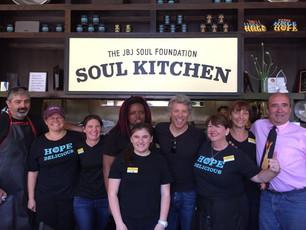 Bon Jovi abre un nuevo restaurante solidario