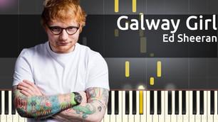 """Ed Sheeran estrena el nuevo videoclip de """"Galway Girl"""""""