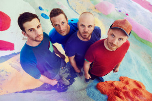 Nueva canción de Coldplay