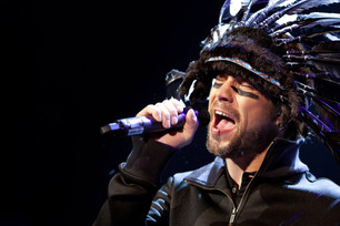 Mirá a Jamiroquai en vivo en The Voice