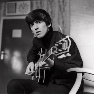 Todo George Harrison, en vinilo