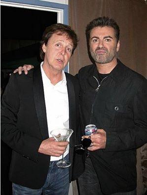 El recuerdo de Paul McCartney con George Michael.