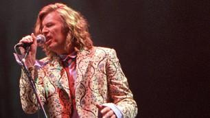 Publicaran el concierto de David Bowie en Glastonbury 2000