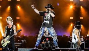 Guns N' Roses agrega show en Argentina