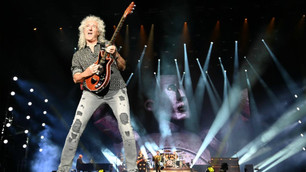 """Brian May enseñó a tocar el solo de """"Bohemian Rhapsody""""."""
