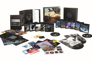 Pink Floyd publica box set de la etapa posterior a Roger Waters