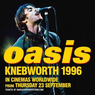 "Oasis anticipa lo que será su próximo documental con imágenes inéditas de ""Live Forever"""