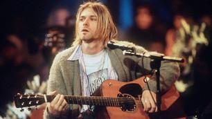 Una guitarra de Kurt Cobain fue subastada por más de 6 millones de dólares
