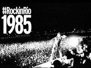 """El 11 de enero de 1985 nacía """"Rock in Rio"""""""