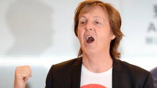 McCartney pidió que no se venda carne en los alrededores del estadio