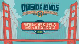 The Who, Metallica, Gorillaz y Lorde juntos en el festival Outside Lands