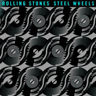 Mis Discos Favoritos: The Rolling Stones - Steel Wheels