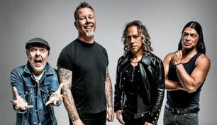 Metallica, entre los grupos que más recaudan en 2019