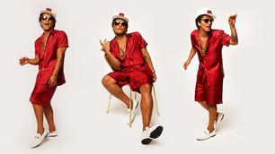 Bruno Mars estrenó su nuevo vídeo