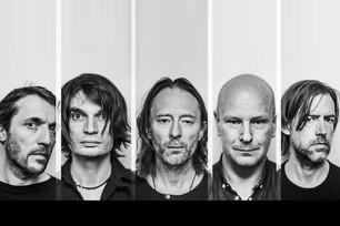 Radiohead publica sus conciertos.