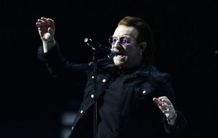 Bono escribió una canción sobre la lucha contra el Coronavirus