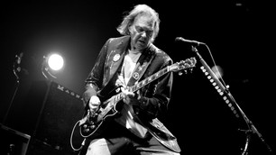 Lyric video de 'My Pledge', de Neil Young