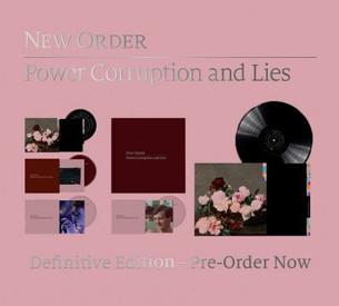 Ya está disponible la edición definitiva de 'Power, Corruption & Lies' de New Order