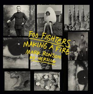"""Foo Fighters y Mark Ronson hacen una reversión de """"Making A Fire"""""""