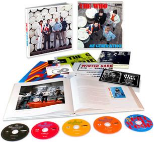 The Who: nueva edición de My Generation
