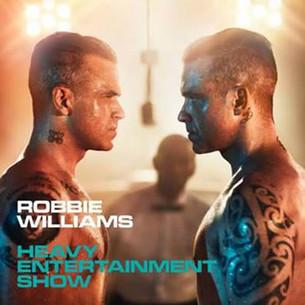 Adelantos de la nueva producción de Robbie Williams
