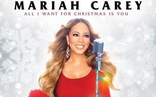 Mariah Carey en lo más alto