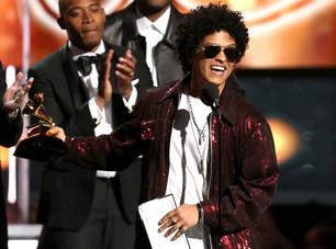 Mirá quién le cantó el 'Feliz Cumpleaños' a Bruno Mars