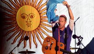 Coldplay homenajearía a Soda Stereo en sus shows en Argentina
