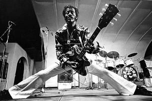 EMERIDE DE JUEVES: Un día como hoy fallecía Chuck Berry. El padre del Rock.