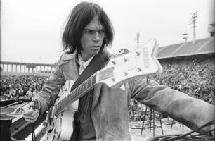 'Peace Trail' es el nuevo vídeo de Neil Young