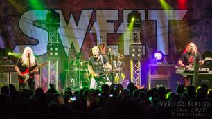 Sweet lanzará una edición especial de sus discos