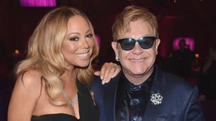 ¿Cuánto pagó un multimillonario por Mariah Carey y Elton John en un show privado?