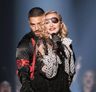 Madonna formará parte del nuevo álbum de Maluma